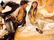 Prince Persia sables temps extraits pour sortie film
