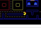 Jouer Pacman Google