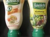 sauces Bénédicta: Béarnaise, Bourguignonne, Poivre Kebab