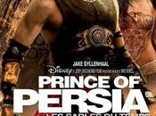 Prince Persia Sables Temps Mike Newell avec Jake Gyllenhaal Gemma Arterton