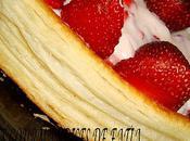 Tarte fraise feuilleté