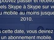 Téléphonez avec Skype
