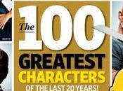 personnages fiction plus marquants depuis