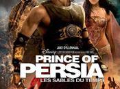 Prince Persia sables temps