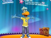 l'attention enfants: concours vidéo Danonino