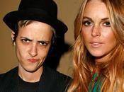 Lindsay Lohan Elle s'est réconcilée avec Samantha Ronson