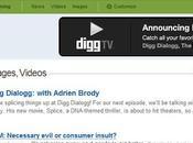 Digg.com protagoniste gagnant référencement États-Unis