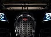 Bugatti prototype supercar électrique