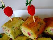 Petites Bouchées Jambon Ciboulette Moutarde Pastis