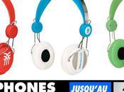 Promotion Fenchurch Headphones: réduction