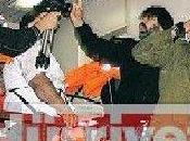 photos montrent passagers Mavi Marmara venant aide soldats israéliens