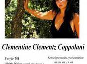 Concert Clementine Clementz Coppolani Med's Marseille vendredi soir