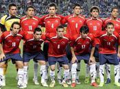 liste Chiliens pour Coupe Monde 2010