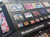 musée ciel ouvert, graffs s'exposent live Paris