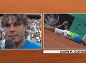 Vidéo Roland Garros Interview Rafael Nadal (06/06/2010)