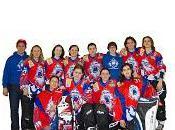 Roller-hockey Elite féminine Grenoble Bordeaux, samedi heures (gymnase Ampère)