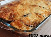 Moussaka traditionnelle