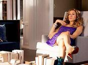"""I've been cheating fashion with furniture"" SATC"