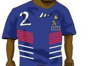 Caricature footballeur Bacary Sagna