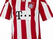 BUNDESLIGA Nouveau Maillot Bayern Munich 2011