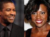 """Denzel Wahington Viola Davis partenaires dans """"Fency"""" couronnés Tony Awards"""