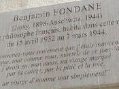 poème Benjamin Fondane