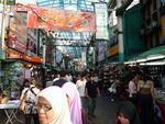 Kuala Lumpur vers l'espace