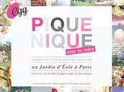 Pique-Nique, Tricot Scrapbooking pour prochains week-end