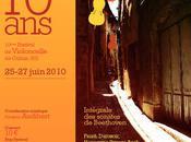 festival violoncelles Cello fête musique