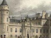 Holyrood Palace Mary Stuart Ecosse