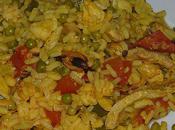 Paëlla (recette Tupperware)