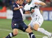 Groupe match buts partout entre Slovénie Etats-Unis