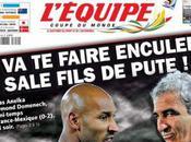 Equipe France dimanche folie Bleus direct