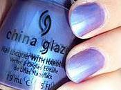 China glaze TEMPEST, blue eye...