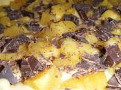 Tarte noix coco l'ananas