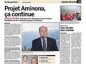 Projet Aminona, continue
