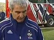 Raymond Domenech parodie Sexion d'Assaut (VIDEO)