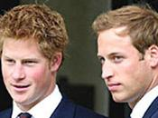 Prince Harry William L'un l'autre