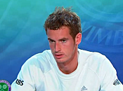 Wimbledon 2010 Vidéo Interview Andy Murray (22/06/2010)