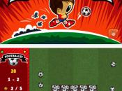 DOUBLE gratuite (1/2) jeudi juin Footballz! très joli foot, GRATUIT pour lieu 0,79€