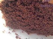 Cake Chocolat Noir (recette
