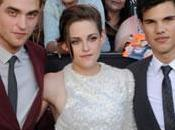 Robert Pattinson, Kristen Stewart, Taylor Lautner première Twilight (PHOTOS)