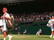 Wimbledon 2010 Vidéo Federer contre Clément (25/06/2010)