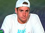 Wimbledon 2010 Vidéo Interview John Isner (25/06/2010)