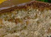 Gâteau beurre d'arachide glaçage chocolat