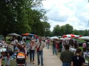 Affluence record vide grenier l'amicale personnel