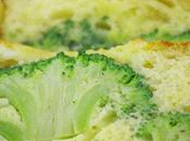 Cake salé brocolis