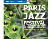 Paris Jazz Festival jusqu'au Août 2010