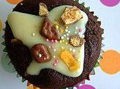 Cupcakes Chocolat Mangue
