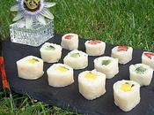 Makis sushis fruités.
